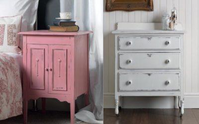 Chalk y Cera – Muebles